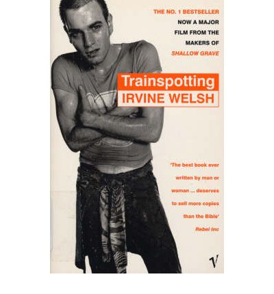 Trainspotting Irvine Welsh 9780749336509 border=