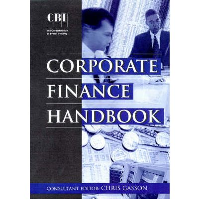 The CBI Corporate Finance Handbook