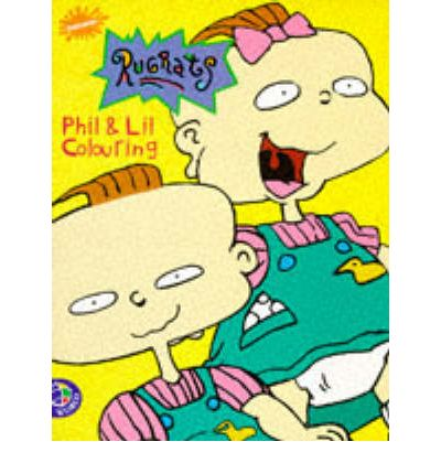 lil rugrats worms - 400×430