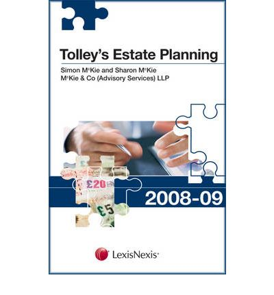 Tolley's Estate Planning 2008-09