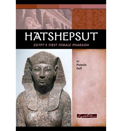 An introduction to the history of hatshepsut the first female pharaoh of egypt