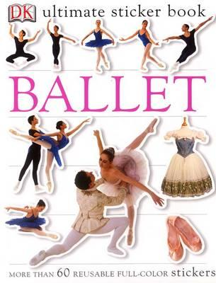 Ultimate Sticker Book: Ballet
