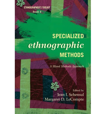 ethnographic methods Ethnographically informed community and cultural assessment research systems (eiccars) working paper series basic classical ethnographic research methods secondary data analysis, fieldwork, observation/participant observation, and informal and semi‑ structured interviewing.