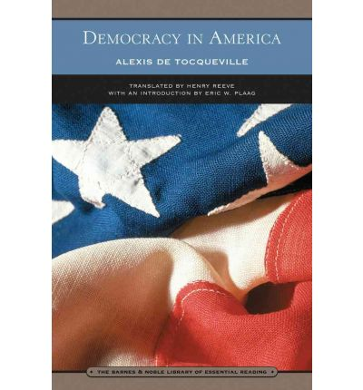 insights on de tocquevilles democracy in Written by alexis de tocqueville, narrated by frederick davidson  his resulting  work, the classic democracy in america, proved so insightful and prophetic.