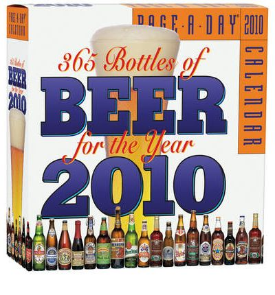 365 Bottles of Beer for the Year Calendar