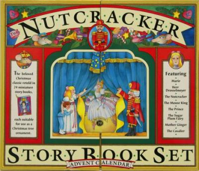 Nutcracker: Story Book Set and Advent Calendar