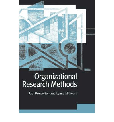 Organizational Psychology customs research