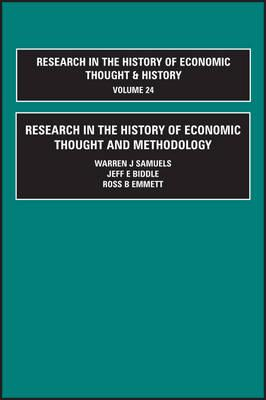 research in the history of economic thought and methodology Lionel robbins's now famous lectures on the history of economic thought  he  made important contributions to economic theory, methodology, and policy.
