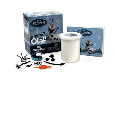 Frozen: Melting Olaf the Snowman Kit