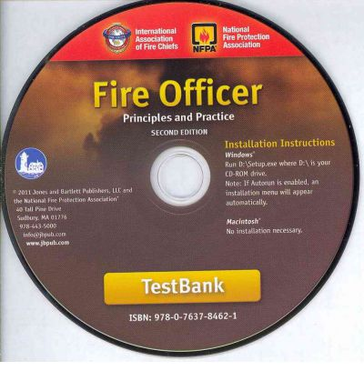 Fire Officer: Instructor's Test Bank : Principles and Practice