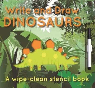 Kostenloser Download von Lehrbüchern als PDF Write and Draw: Dinosaurs by Elise See Tai PDF FB2 iBook
