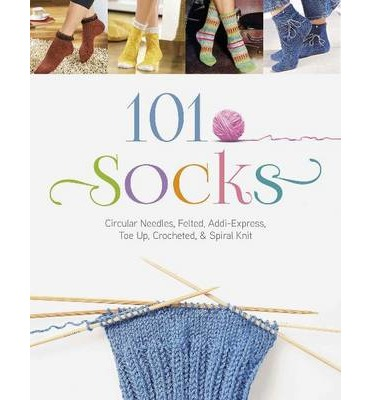 101 socks - I Wool Knit book review