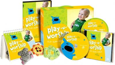Play-N-Worship : Play-Along Bible Stories: Sunday School for Babies