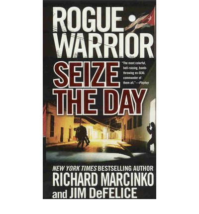 Richard marcinko rogue warrior books in order