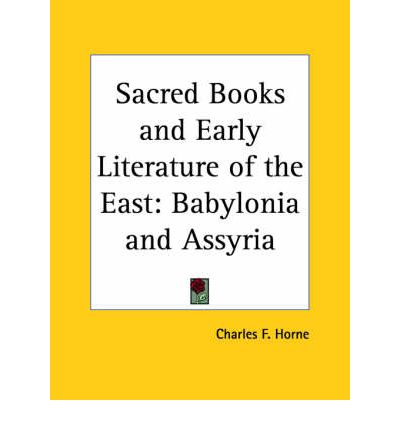 Sacred Books and Early Literature of the East: v. 1