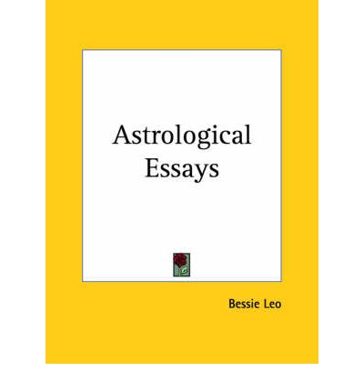 Book on astrology pdf