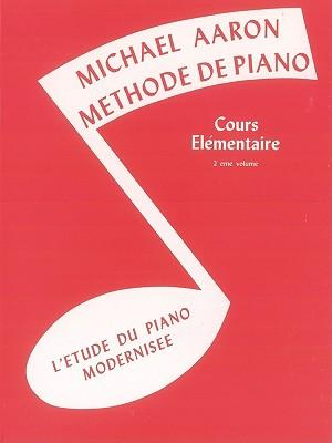 Michael Aaron Piano Course, Bk 2 : French Language Edition