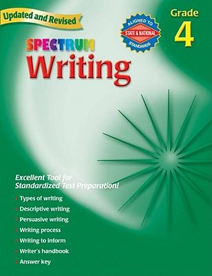 Spectrum Writing: Grade 4
