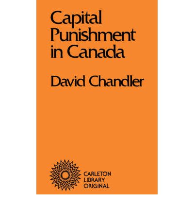 a study on capital punishment in canada and us Experience in germany, france, the united kingdom, and canada the final  section then contrasts these case studies with the us experience.