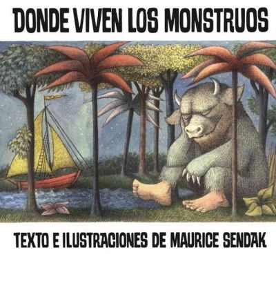 Where the wild things are donde viven los monstrous - Donde viven los acaros ...