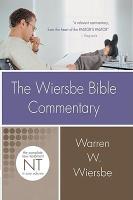 Wiersbe Bible Commentary New Testament