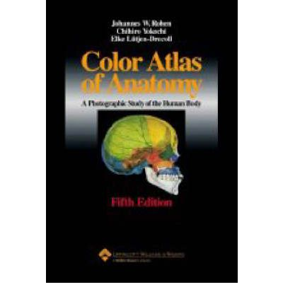 Colour atlas of anatomy