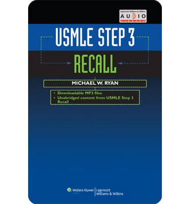 USMLE Step 3 Recall Audio