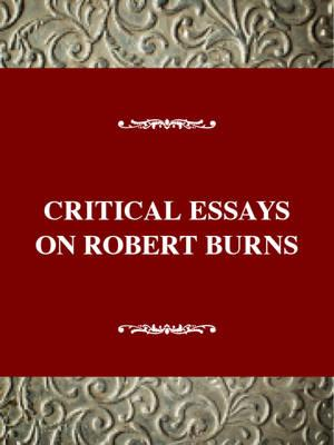 critical essays on canadian literature 1 writing critical essays when literature professors assign you to write a paper, what exactly do they want you to do some instructors are precise about.