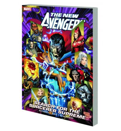 New Avengers: Search for the Sorcerer Supreme Vol. 11