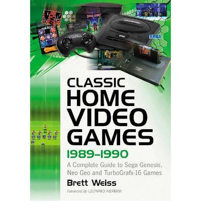 Classic home video games 1989 1990 brett weiss for Classic house 1990