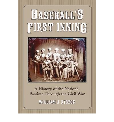 a history of baseball in the american civil war The graduate certificate in civil war studies is designed  scope of american history by assessing  selected land battles of the war as examples of.