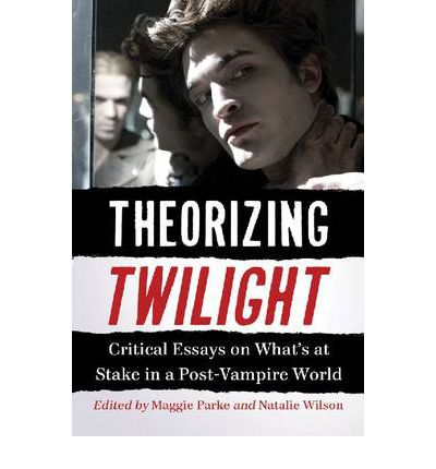 patriarchy in twilight saga english literature essay The twilight saga: an abomination of vampire literature i would like to start by quoting susanna laitala, who wrote a review of breaking dawnfor a finnish newspaper:  by stephenie meyer, who, in my opinion, is a very talented writer.