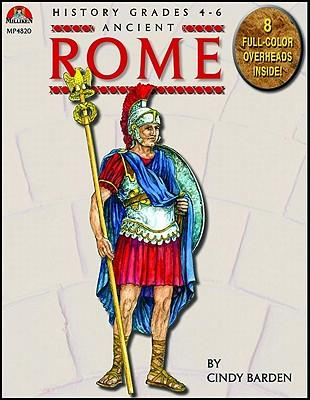 Descargando libros gratis Ancient Rome by Cindy Barden in Spanish PDF MOBI