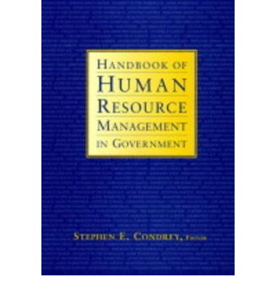 Handbook of Human Resource Management in Government : S.E
