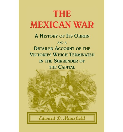 an introduction to the mexican war The mexican war, lesson 1 ©2009 the university of texas at austin 3 of 3 • model thinking aloud as you read in order to make sense of text.