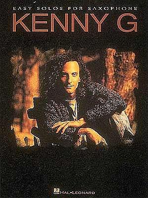 Kenny G. : Easy Solos for Saxophone