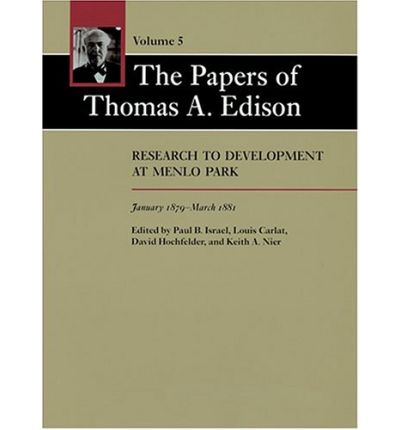 Research papers on thomas edison