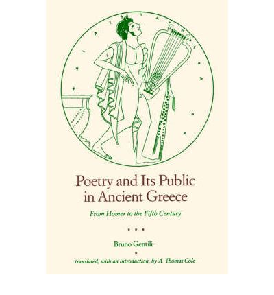 Poetry and Its Public in Ancient Greece