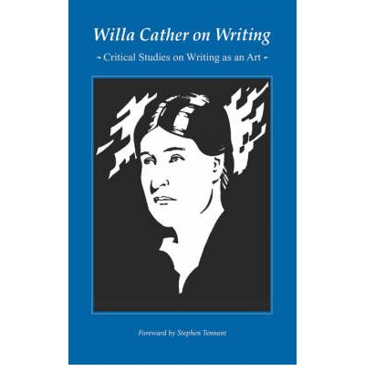 the major parts in willa cathers writing In boston, cather met sarah orne jewett, a writer from maine, who would become a major influence in cather's life jewett advised cather to give up journalism and concentrate on writing fiction, but it wasn't until after the publication of alexander's bridge in 1912 that cather was confident enough to leave her job at mcclure's and begin.