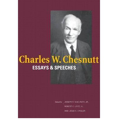 Charles W. Chesnutt Library Archives and Special Collections