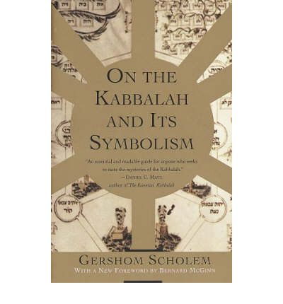 On the Kabbalah and Its Symbolism