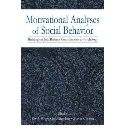 Motivational Analyses of Social Behavior