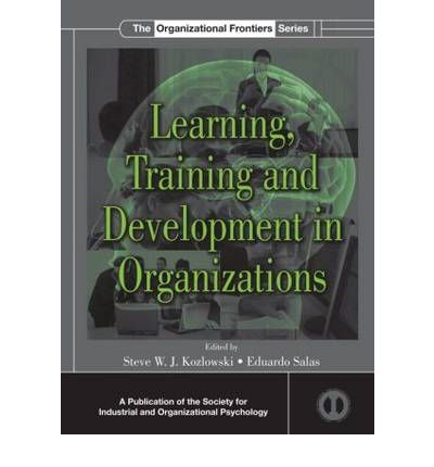 training and development in organizations Effective employee training and development  who could be useful in the training and development  that these organizations are well versed.