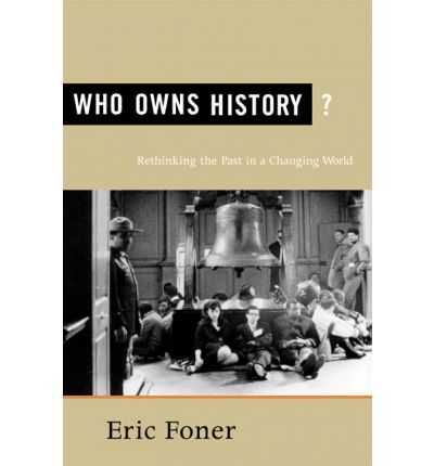 an analysis of eric foner and his writings
