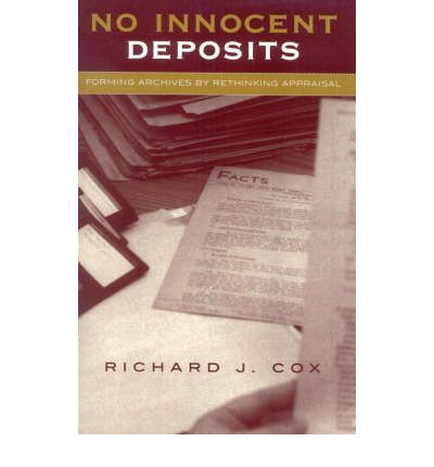 No Innocent Deposits