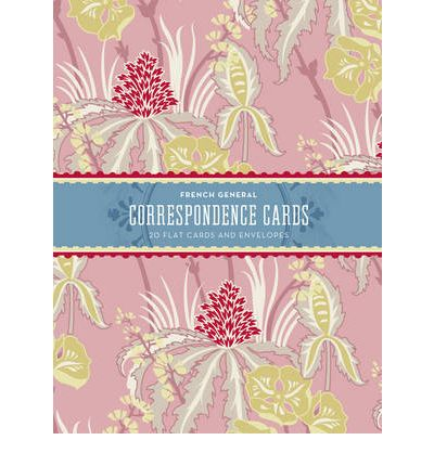 French General Correspondence Cards
