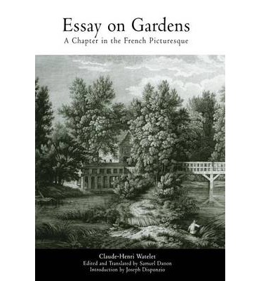 895 Words Essay on Pleasure of Gardening
