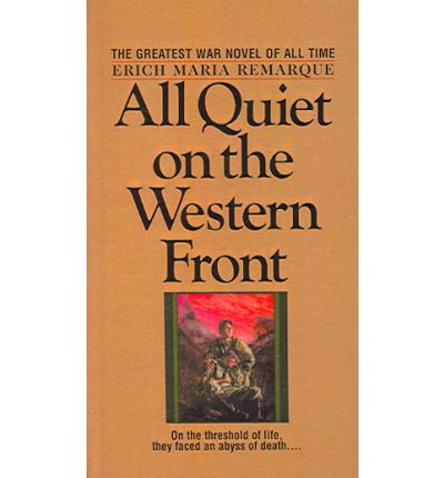 the hardships of war in all quiet in the western front by erich remarque The whole perception of war can be changed by a single book: all quiet on the western front is such a book a novel which shines a light on the horrors of war the author, erich maria remarque, drew on his own experience as an infantryman during the first world war as his inspiration for the novel.