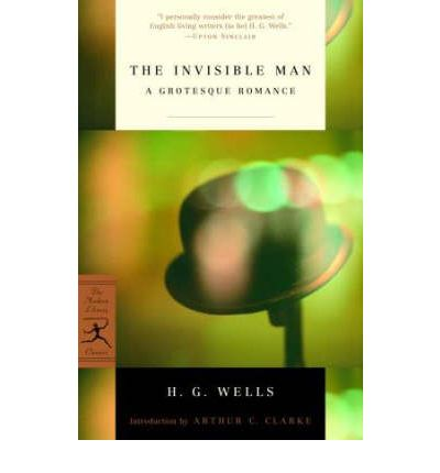 the invisible man essay h. g. wells