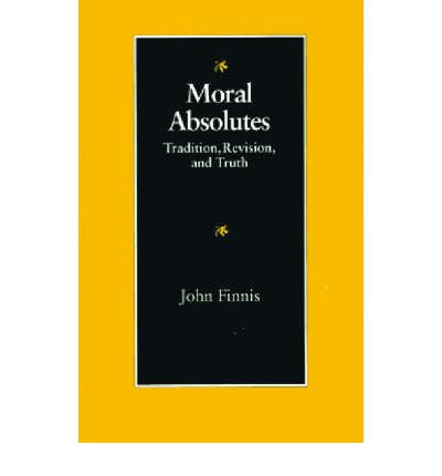 ethics moral absolutes Moral absolutes have little or no moral standing in our morally diverse modern society moral relativism is far more palatable for most ethicists and to the public at large.